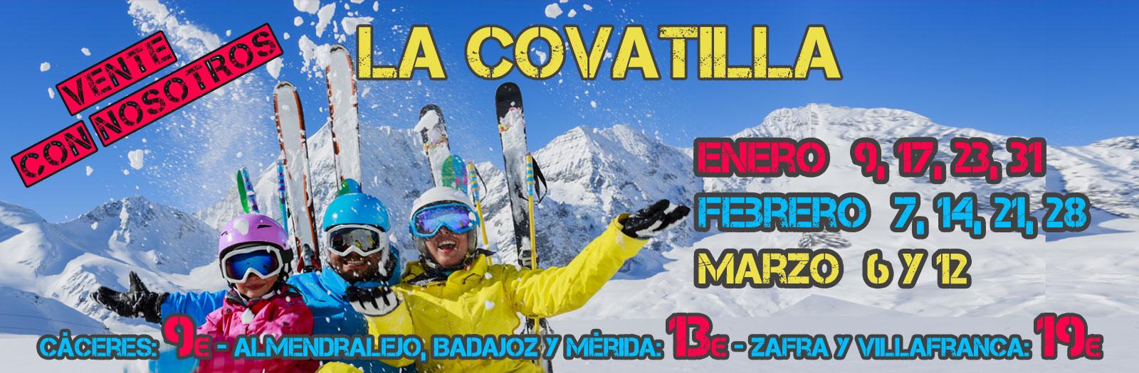 La Covatilla - LEDA