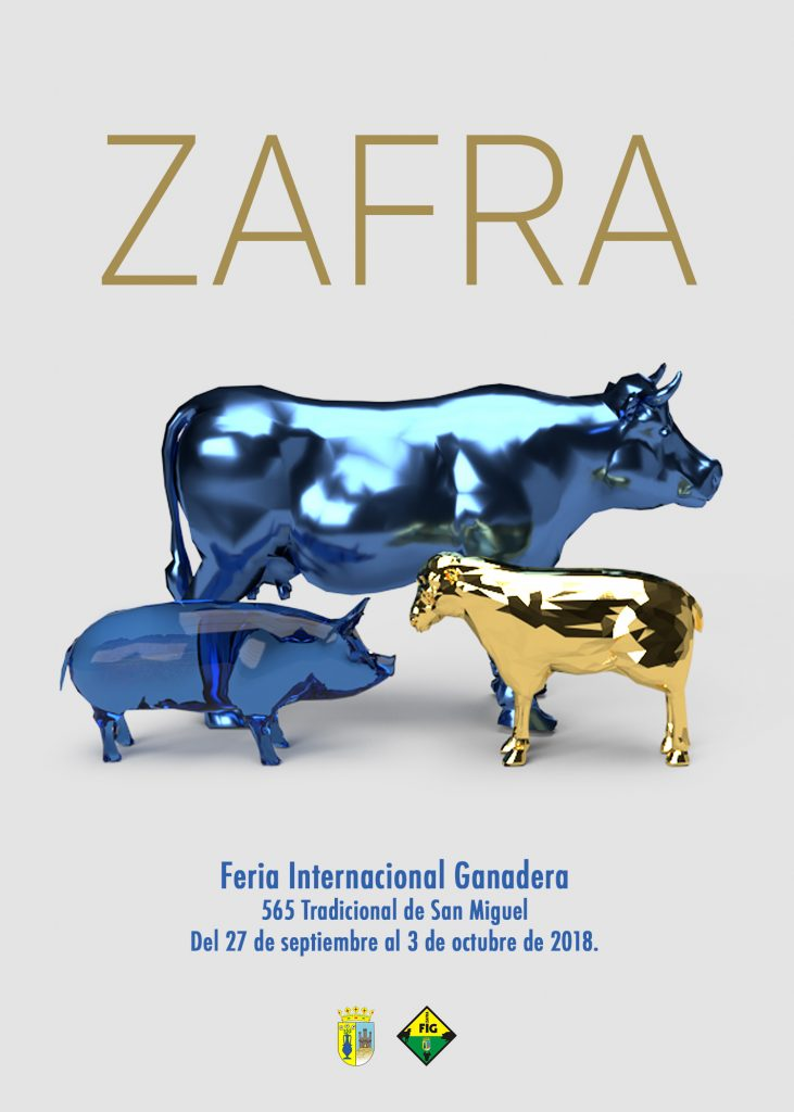 Ir a la Feria Internacional Ganadera de Zafra 2018