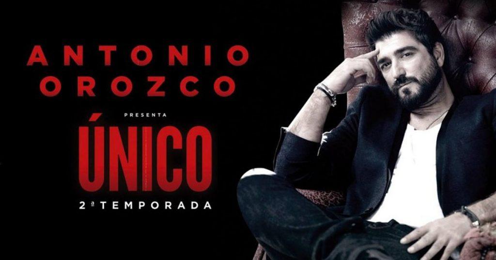 Ir al concierto de Antonio Orozco en Mérida